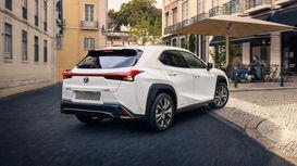 تیزر جدید 2019 Lexus UX +فیلم