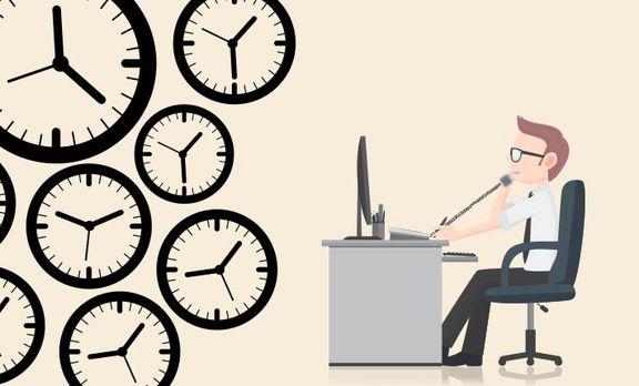 ساعات کار ادارات استان تهران تغییر نمیکند