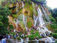 نجات جان ۴نفر از مرگ حتمی در آبشار بیشه