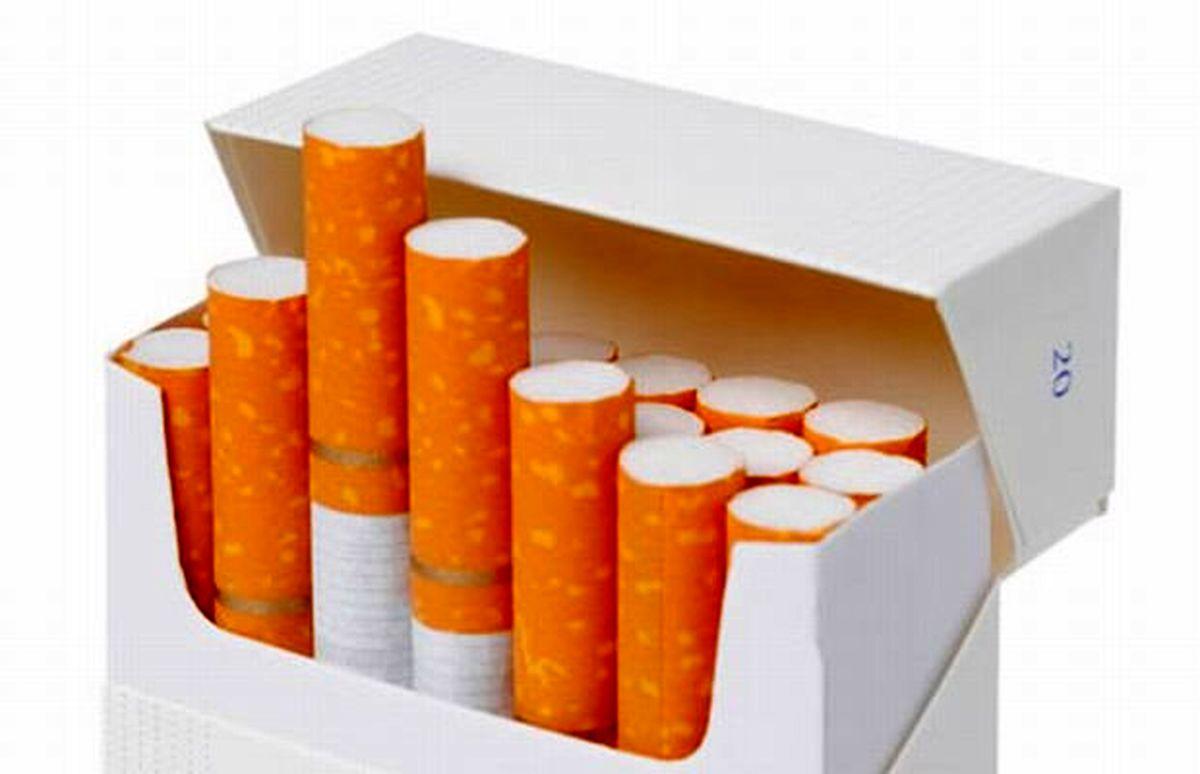 ۱۸۴ درصد؛ افزایش صادرات سیگار