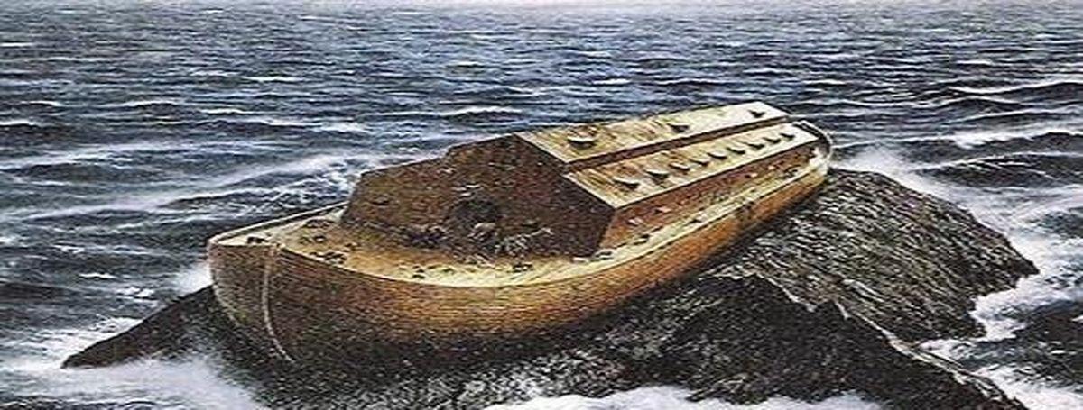 کشف حقایق جدید از کشتی نوح +عکس