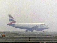 مه شدید پرواز کرمانشاه-تهران را لغو کرد