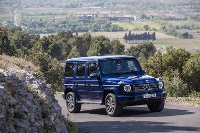 2019-Mercedes-Benz-G-550-European-Spec-50