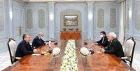 تاکید بر گسترش همکاریهای ایران و ازبکستان