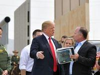 تهدید مجدد ترامپ به بستن کامل مرز مکزیک