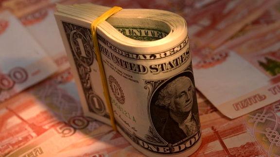 دلار در پایینترین سطح یک ماه اخیر