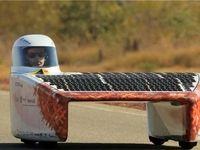 مسابقه پرسرعتترین ماشینهای خورشیدی جهان +فیلم