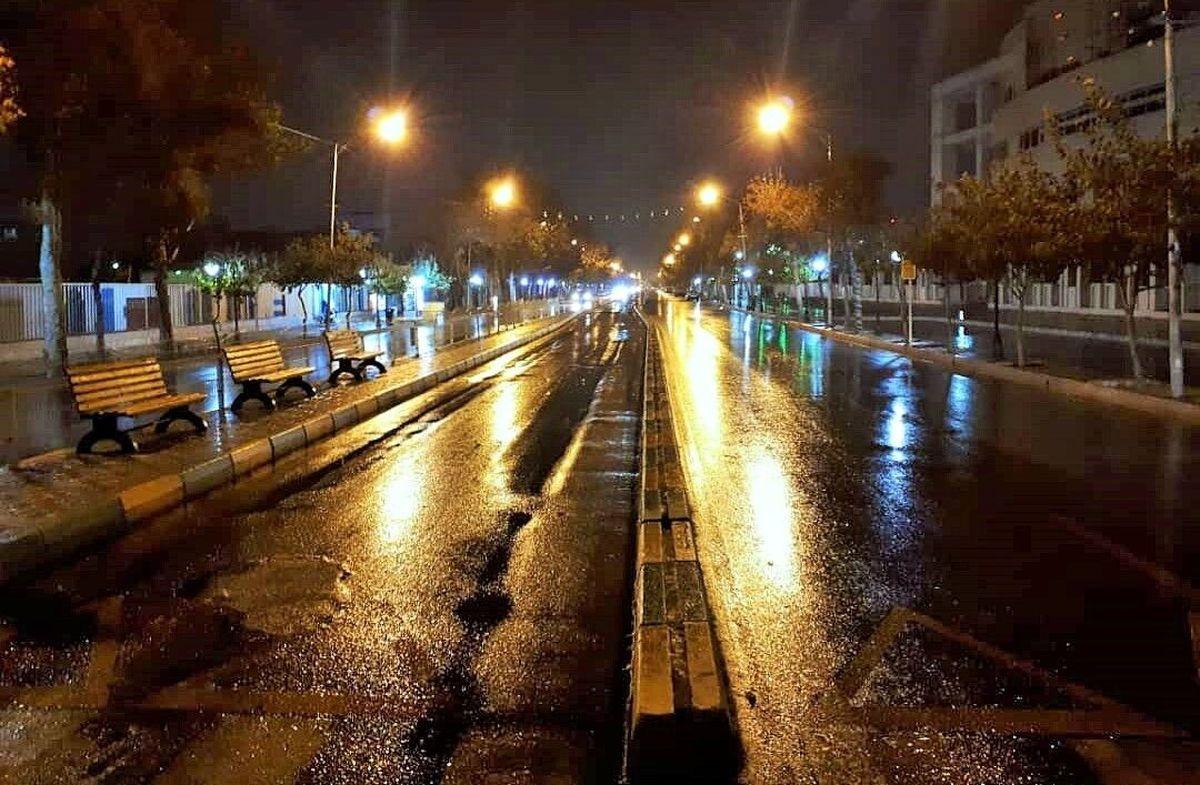 انتقاد پلیس از قطع برق در برخی معابر تهران در ساعات منع تردد شبانه