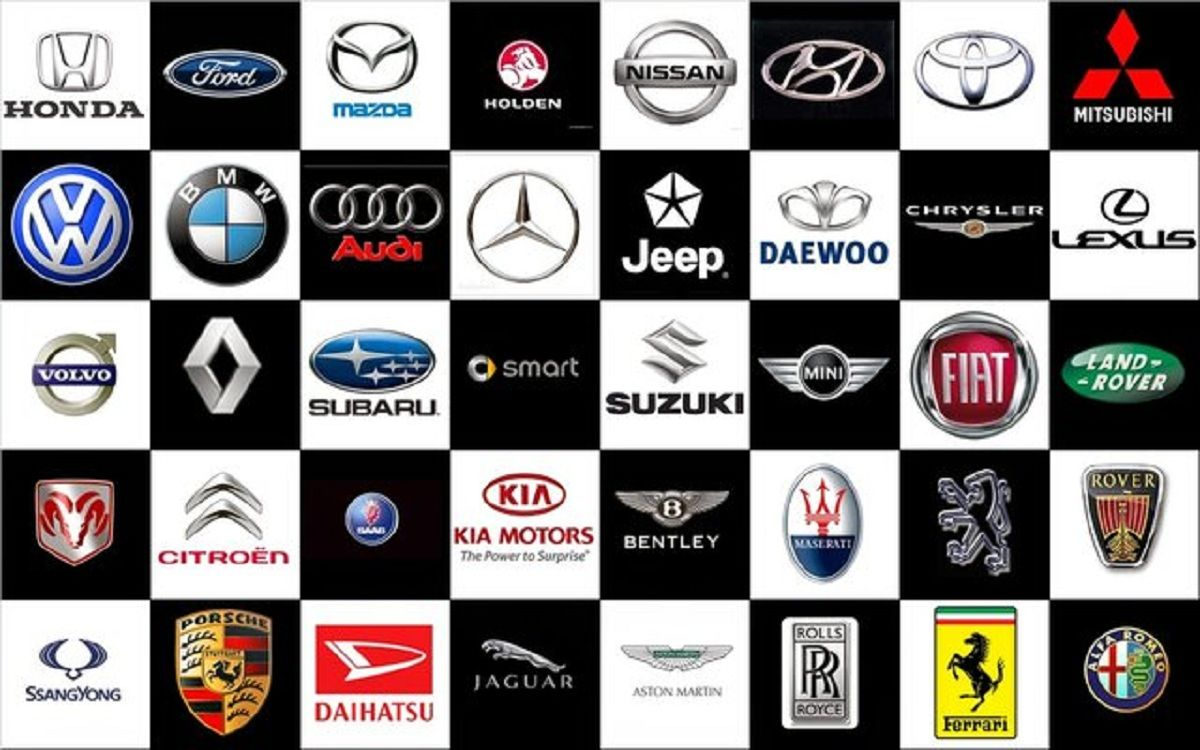 خودروسازان محبوب دنیا را میشناسید؟