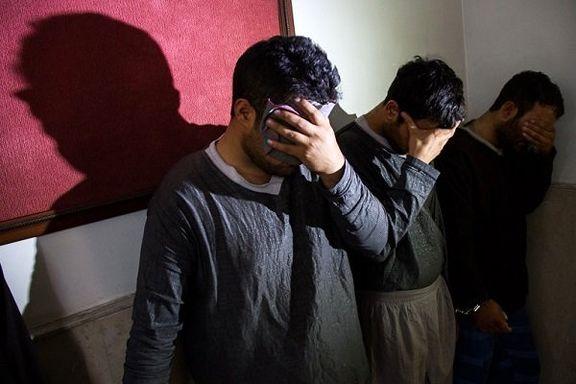 سوداگران مرگ در شمال تهران دستگیر شدند
