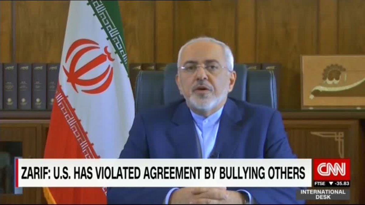 سی ان ان: تهران خشمگین است
