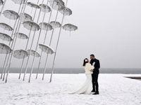 جلوههای رویایی زمستان در سراسر جهان +تصاویر