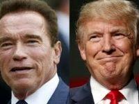 عصبانیت آرنولد از دست ترامپ!