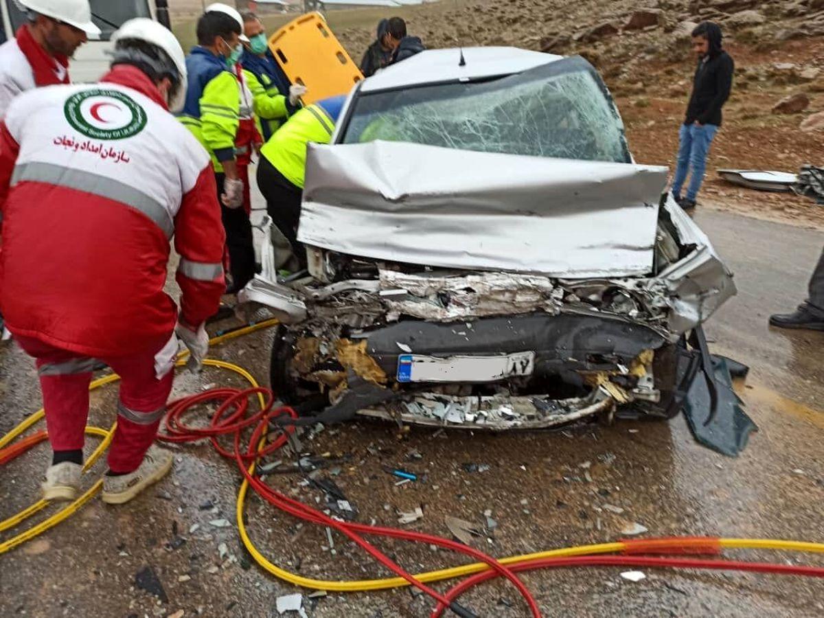 کاهش تصادفات منجر به فوت در راههای برون شهری البرز