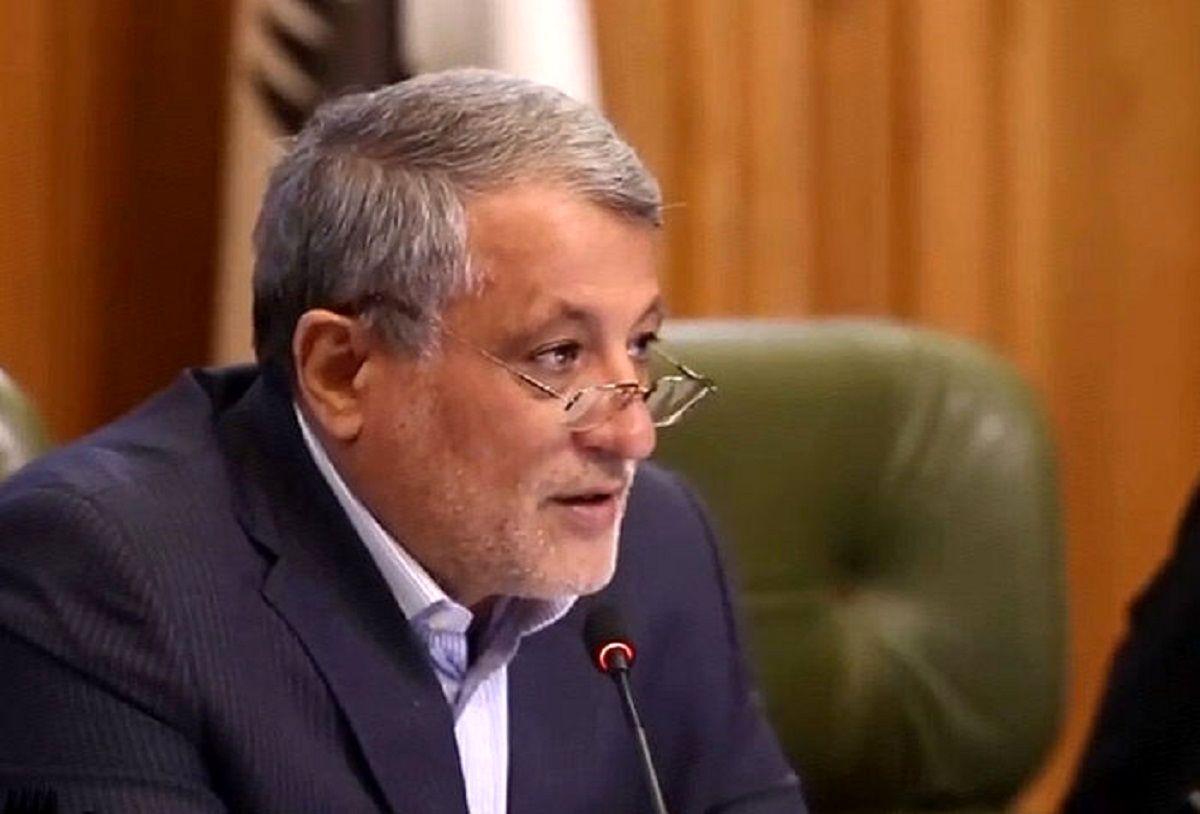 توضیحات محسن هاشمی درباره ثبت سند اتوبان همت