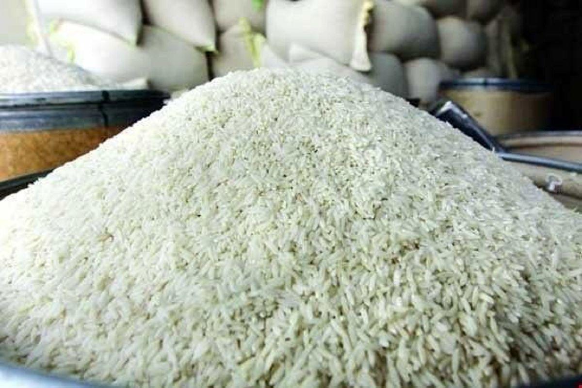 ترخیص برنجهای رسوبی بلامانع شد