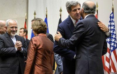 خوشحالی از توافق تاریخی در ژنو 3 +عکس