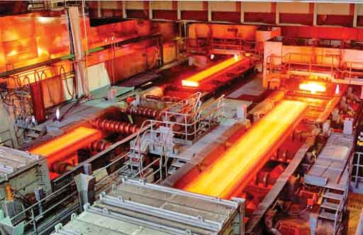 صادرات فولاد در دو راهی سخت