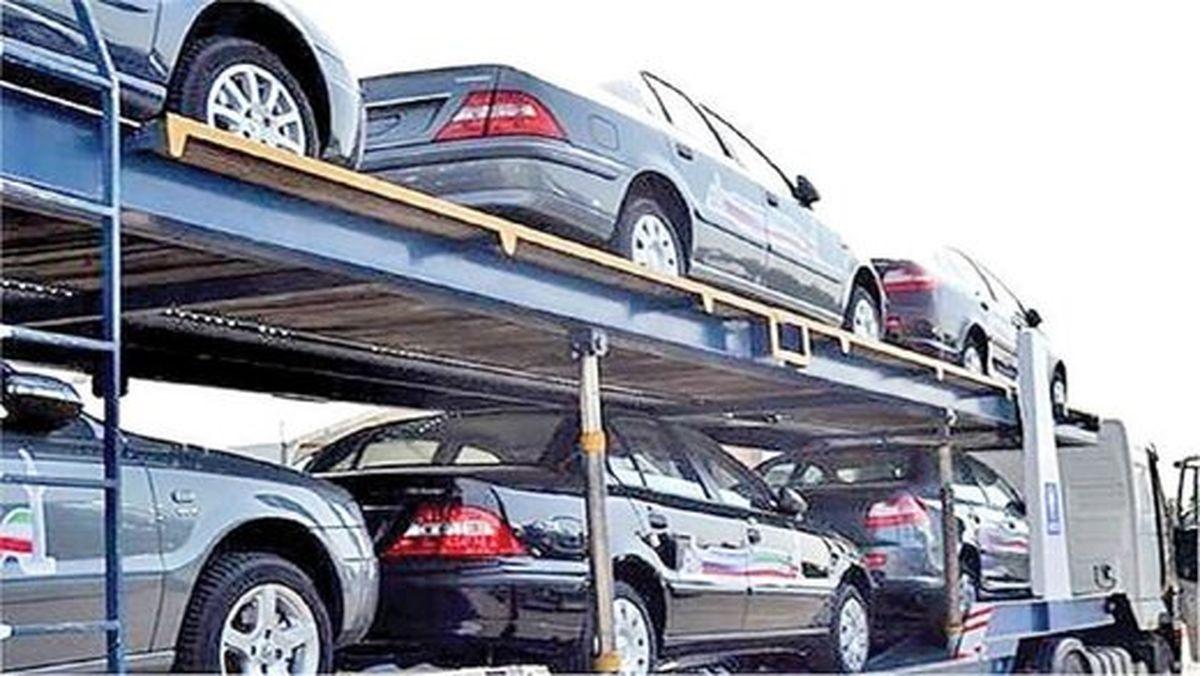 قیمت خودروهای داخلی کاهشی شد +جزئیات