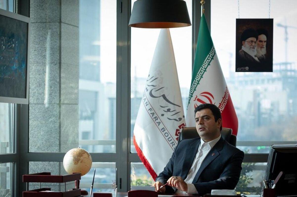 امیر هامونی دو سال در سمت مدیرعاملی فرابورس ایران ابقا شد