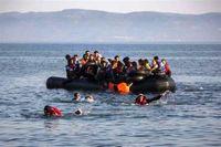 ۲۲۰پناهجو در دریای مدیترانه غرق شدند