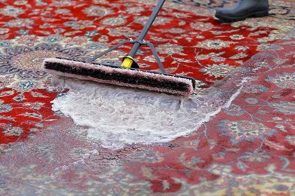 افت ٤٠درصدى کسب و کار قالیشویان در نتیجه کرونا/ نرخ مصوب شست و شوى فرش ثابت ماند