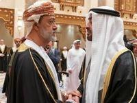 تلاقی نگاه سلطان و شیخ، سوژه داغ فضای مجازی شد