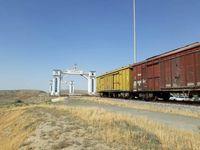 بازگشایی مرز ریلی اینچه برون با ترکمنستان بعد از ۴ماه