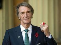 جنجال آفرینی ثروتمندترین مرد انگلیس +تصاویر