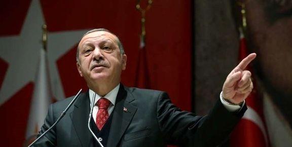 واکنش اردوغان به تظاهرات گسترده امروز سراسر فرانسه