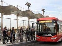 افزایش مسافران ناوگان اتوبوسرانی/ اعزام اتوبوسهای کمکی برای کاهش ازدحام در ایستگاهها