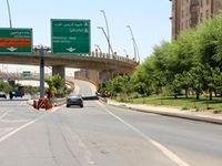 تردد در اتوبان تهران- قم ٨٣ درصد کاهش یافت