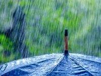 اهواز در پاییز امسال چند روز بارانی بود؟