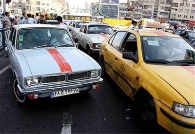 ممنوعیت تردد خودروهای بالای ۵۰سال در سال۹۷