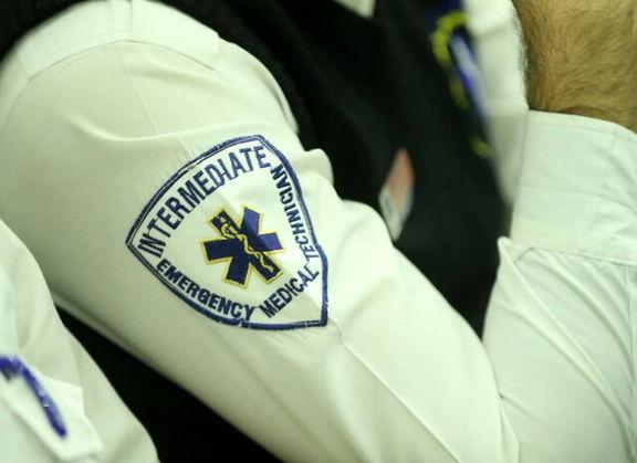 توضیح اورژانس درباره تصاویر ماموران اورژانس با لباسهای مخصوص