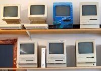 کلکسیون رایانههای اپل به فروش میرسد +تصاویر