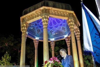 شب بزرگداشت حافظ +عکس