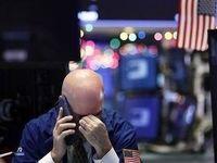 ریزش بازارهای سهام در پی بدترین افت اقتصاد آمریکا