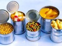 از عوارض جانبی مصرف بیش از حد غذاهای کنسروی